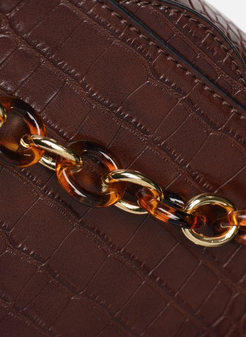Handtaschen I Love Shoes BAJOUX braun ansicht von links