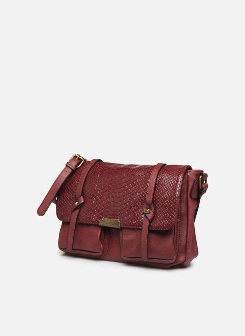Handtaschen I Love Shoes BACART rot schuhe getragen