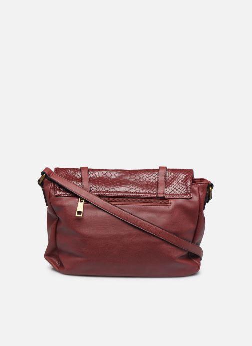 Handtaschen I Love Shoes BACART rot ansicht von vorne