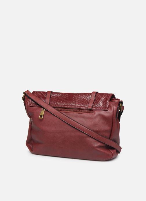 Handtaschen I Love Shoes BACART rot ansicht von rechts