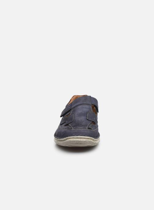 Sko med velcro Josef Seibel Anvers 81 Blå se skoene på