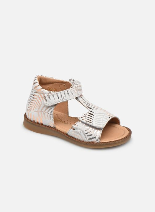Sandales et nu-pieds Babybotte Tatihou Rose vue détail/paire