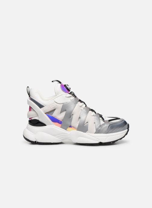 Sneakers Michael Michael Kors Hero Trainer Bianco immagine posteriore