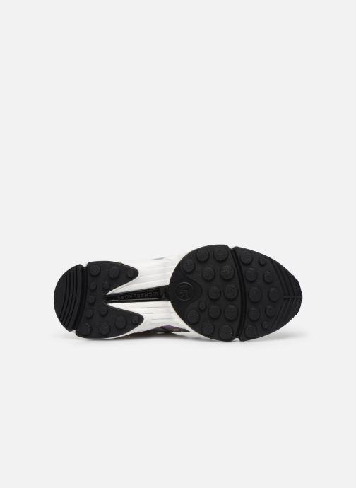 Sneakers Michael Michael Kors Hero Trainer Bianco immagine dall'alto