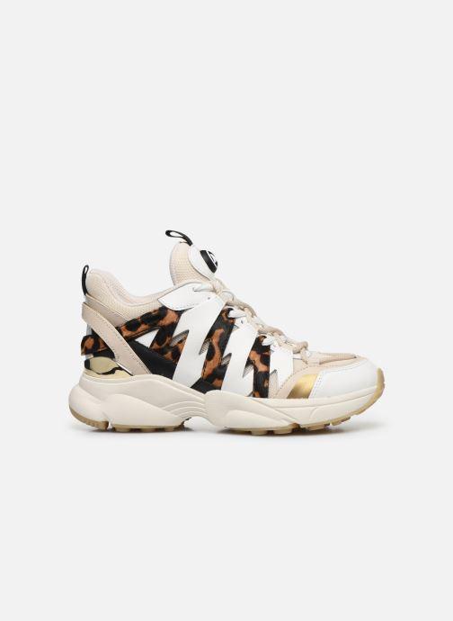 Sneakers Michael Michael Kors Hero Trainer Beige immagine posteriore