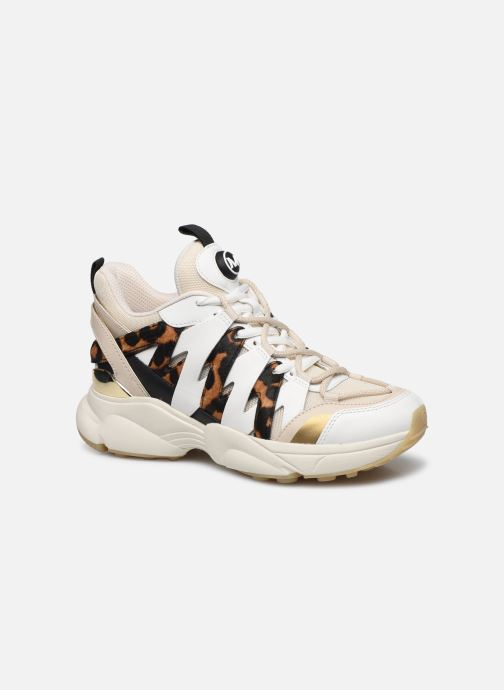 Sneakers Michael Michael Kors Hero Trainer Beige vedi dettaglio/paio