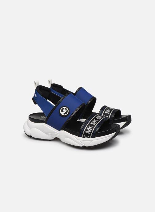 Sandali e scarpe aperte Michael Michael Kors Rooney Sandal Azzurro immagine 3/4