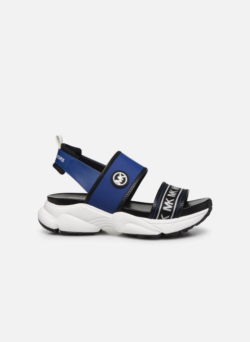 Sandali e scarpe aperte Michael Michael Kors Rooney Sandal Azzurro immagine posteriore