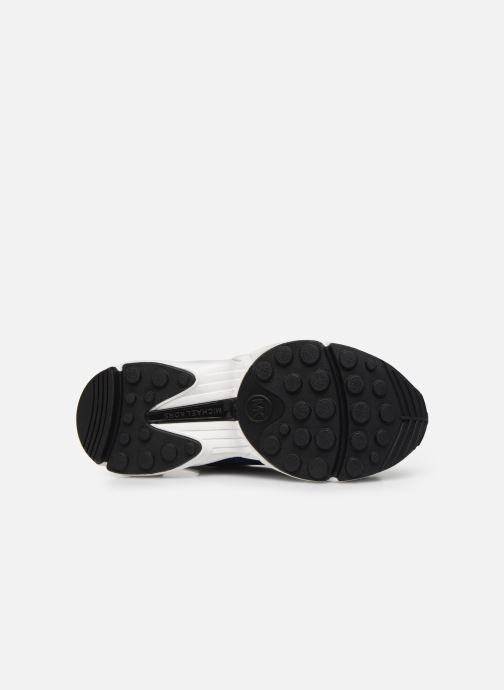 Sandali e scarpe aperte Michael Michael Kors Rooney Sandal Azzurro immagine dall'alto