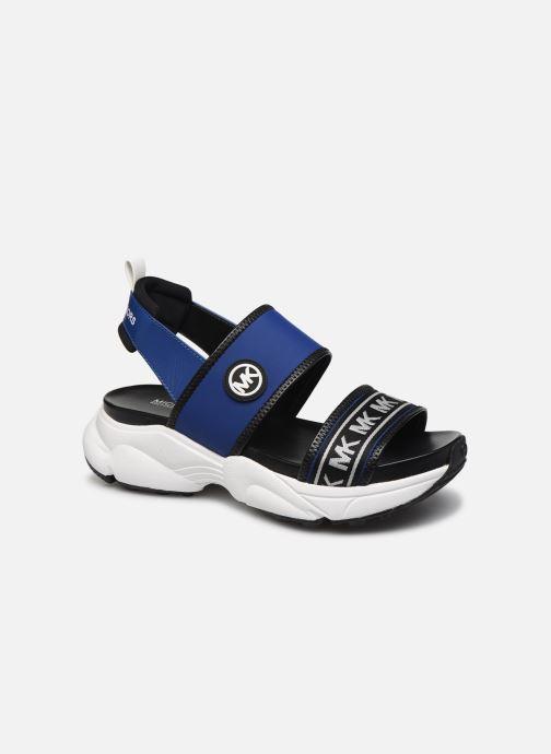 Sandali e scarpe aperte Michael Michael Kors Rooney Sandal Azzurro vedi dettaglio/paio