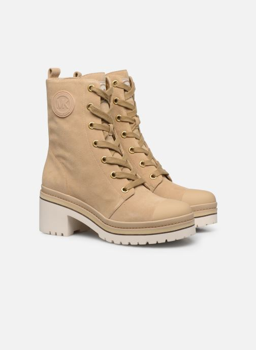 Bottines et boots Michael Michael Kors Corey Bootie Beige vue 3/4