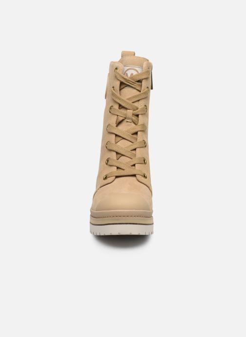 Bottines et boots Michael Michael Kors Corey Bootie Beige vue portées chaussures