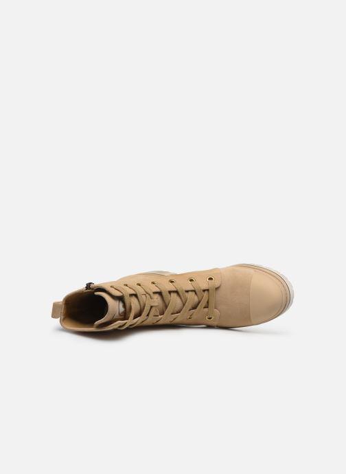 Bottines et boots Michael Michael Kors Corey Bootie Beige vue gauche