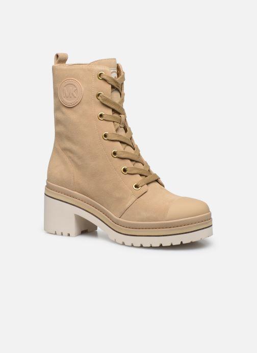 Bottines et boots Michael Michael Kors Corey Bootie Beige vue détail/paire