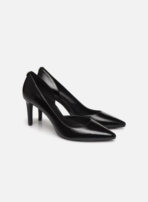 Zapatos de tacón Michael Michael Kors Dorothy Flex Dorsay Negro vista 3/4