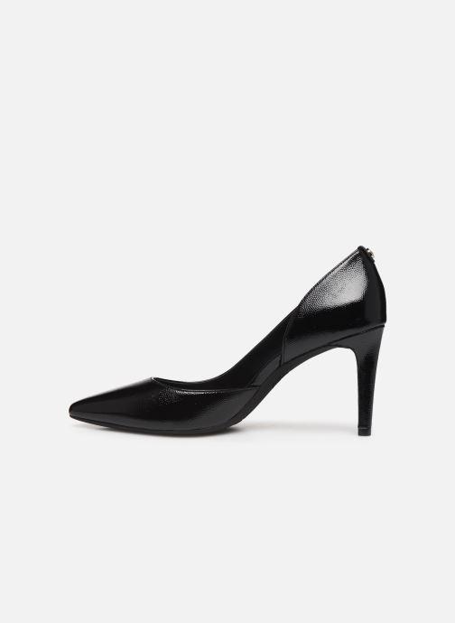 Zapatos de tacón Michael Michael Kors Dorothy Flex Dorsay Negro vista de frente