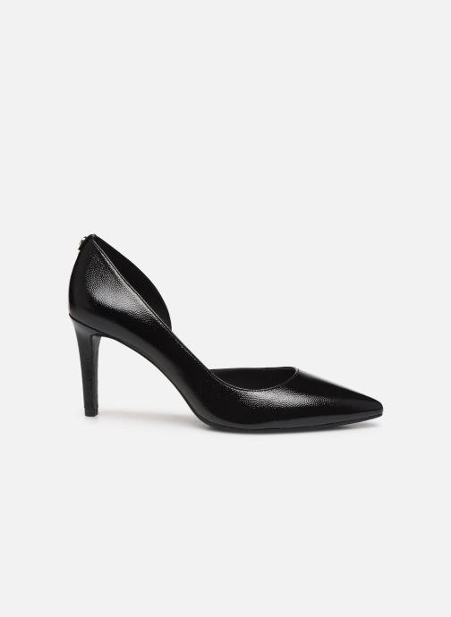 Zapatos de tacón Michael Michael Kors Dorothy Flex Dorsay Negro vistra trasera