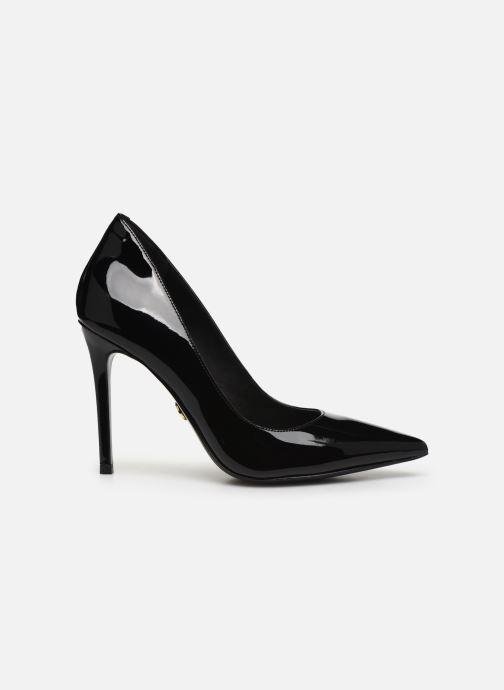 Zapatos de tacón Michael Michael Kors Keke Pump Negro vistra trasera