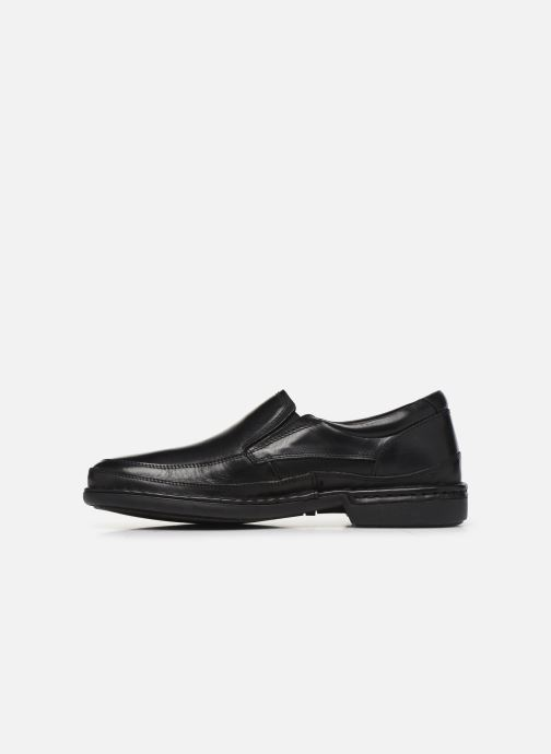 Loafers Pikolinos Oviedo - 08F-5017 Black front view