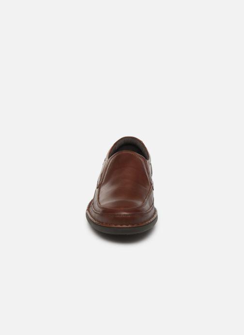 Mocassins Pikolinos Oviedo - 08F-5017 Marron vue portées chaussures