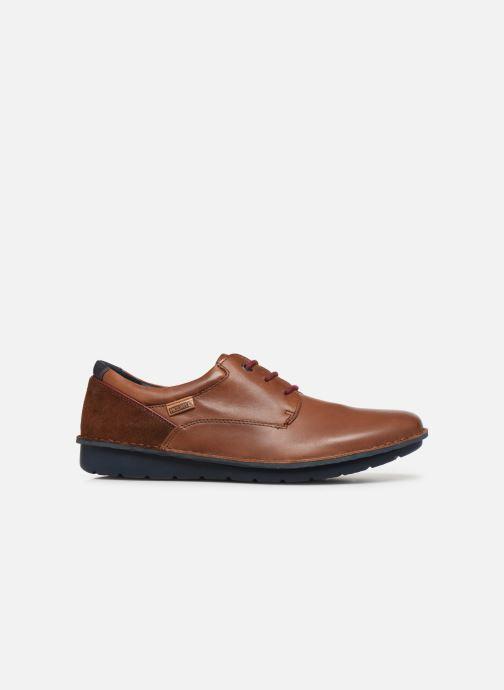 Chaussures à lacets Pikolinos Santiago - M7B-4237 Marron vue derrière
