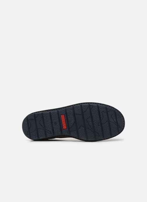 Chaussures à lacets Pikolinos Santiago - M7B-4237 Marron vue haut