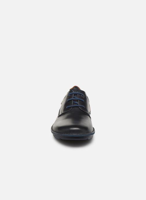 Chaussures à lacets Pikolinos Santiago - M7B-4237 Bleu vue portées chaussures
