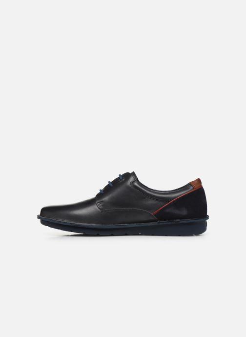 Chaussures à lacets Pikolinos Santiago - M7B-4237 Bleu vue face