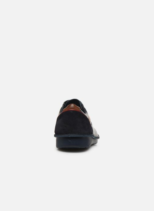 Chaussures à lacets Pikolinos Santiago - M7B-4237 Bleu vue droite