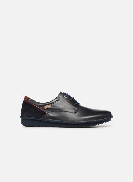 Chaussures à lacets Pikolinos Santiago - M7B-4237 Bleu vue derrière