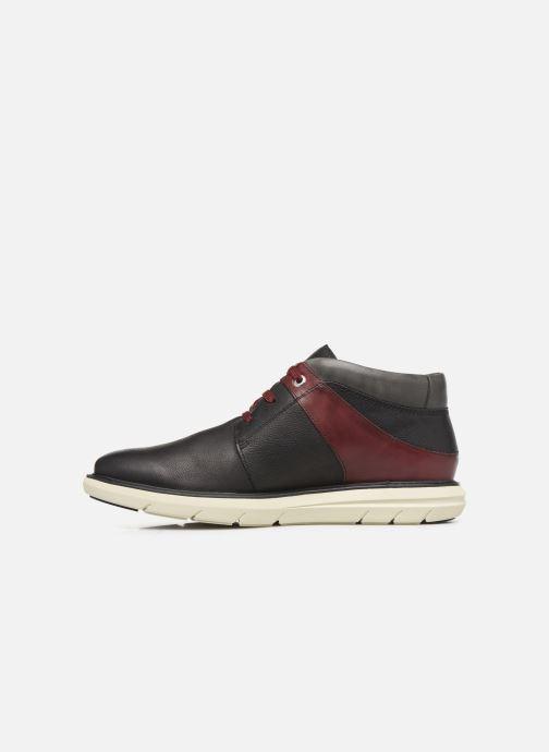 Bottines et boots Pikolinos Amberes - M8H-8162NW Noir vue face
