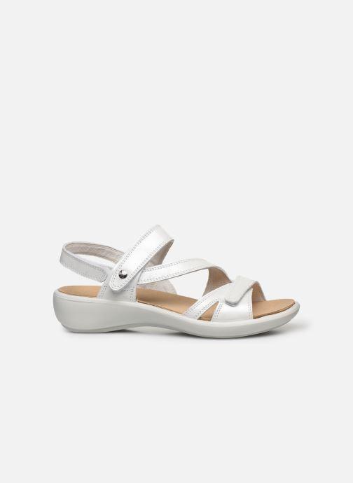 Sandales et nu-pieds Westland Ibiza 105 Blanc vue derrière