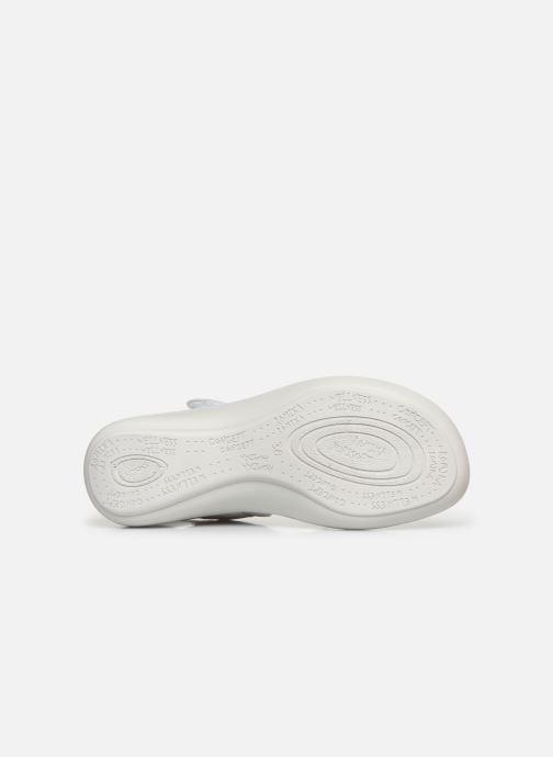 Sandales et nu-pieds Westland Ibiza 105 Blanc vue haut
