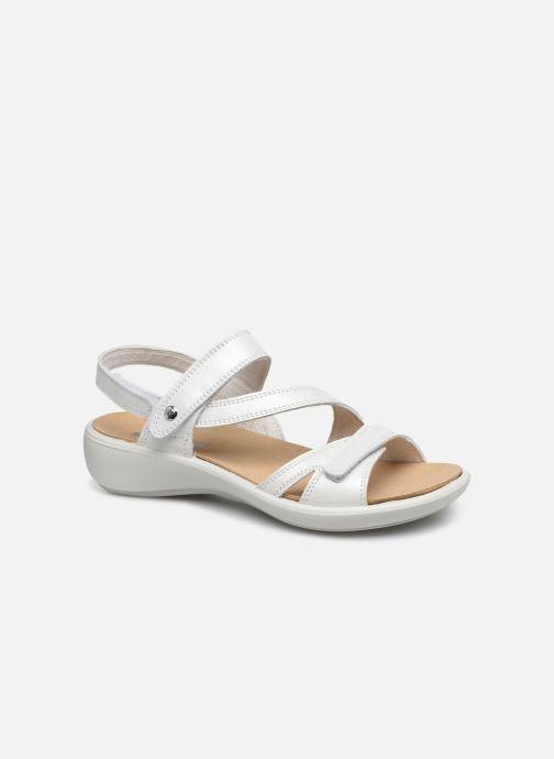Sandales et nu-pieds Westland Ibiza 105 Blanc vue détail/paire