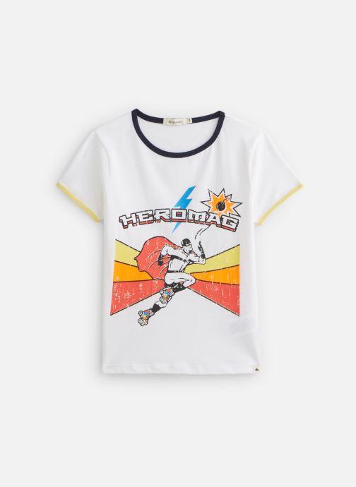 Vêtements Billybandit Tee-shirt V25534 Blanc vue détail/paire