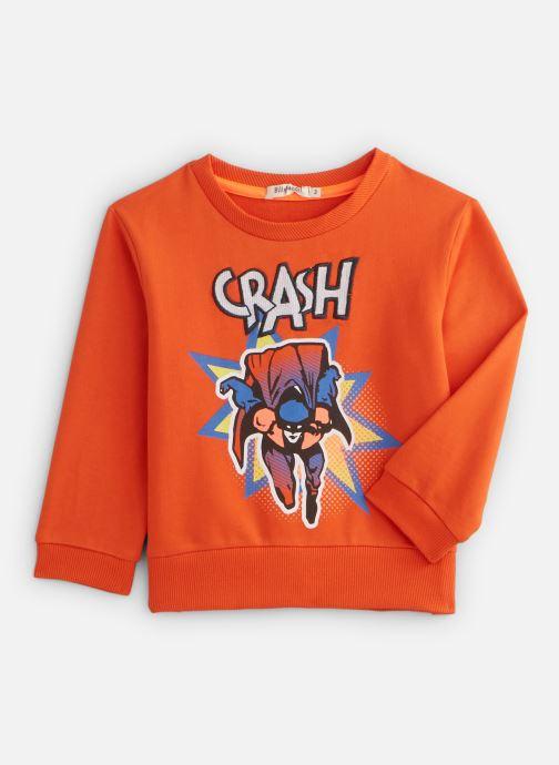 Abbigliamento Billybandit Sweatshirt V25531 Arancione vedi dettaglio/paio