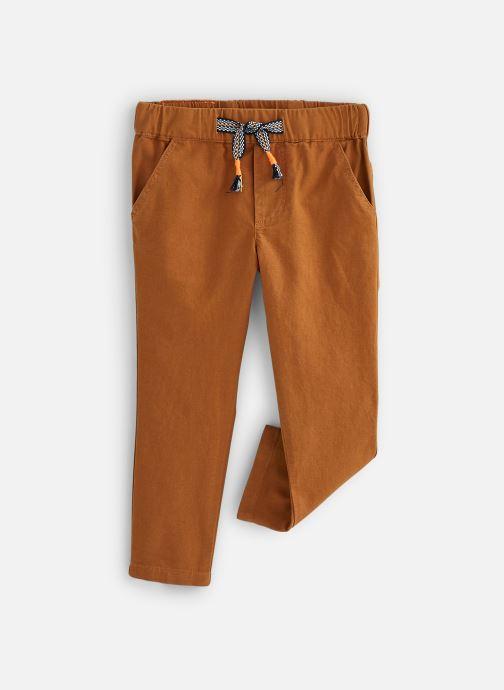 Vêtements Billybandit Pantalon V24246 Marron vue détail/paire