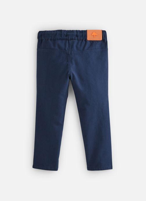 Vêtements Billybandit Pantalon V24246 Bleu vue bas / vue portée sac