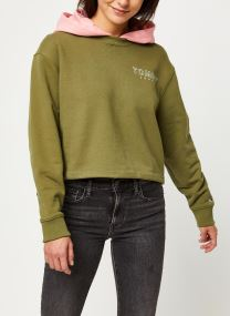 Sweatshirt - Tjw Contrast Hood Hoodie