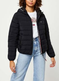 TJW Quilted Tape Detail Jacket