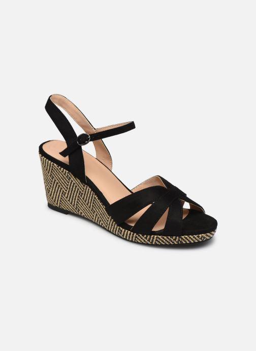 Sandales et nu-pieds I Love Shoes DIMANI Noir vue détail/paire