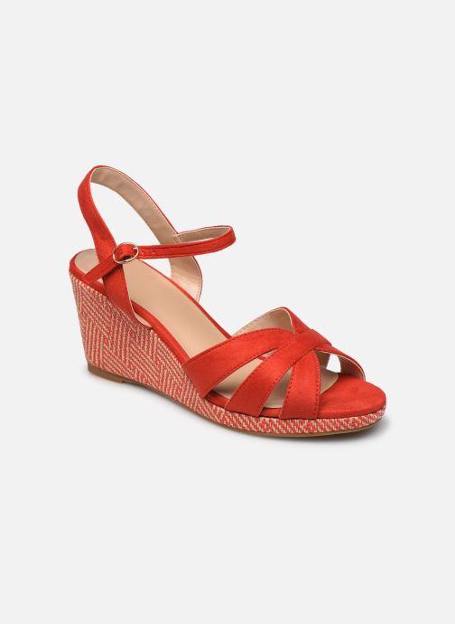Sandalen I Love Shoes DIMANI orange detaillierte ansicht/modell