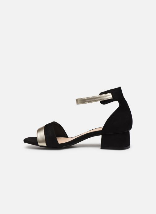 Sandalias I Love Shoes DIBELLO Negro vista de frente