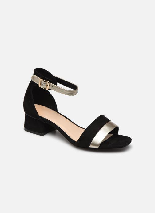 Sandales et nu-pieds I Love Shoes DIBELLO Noir vue détail/paire