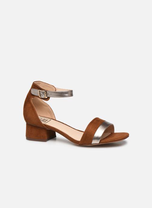 Sandalen I Love Shoes DIBELLO braun detaillierte ansicht/modell