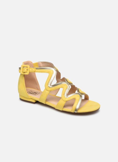 Sandalias I Love Shoes DILOTTO Amarillo vista de detalle / par
