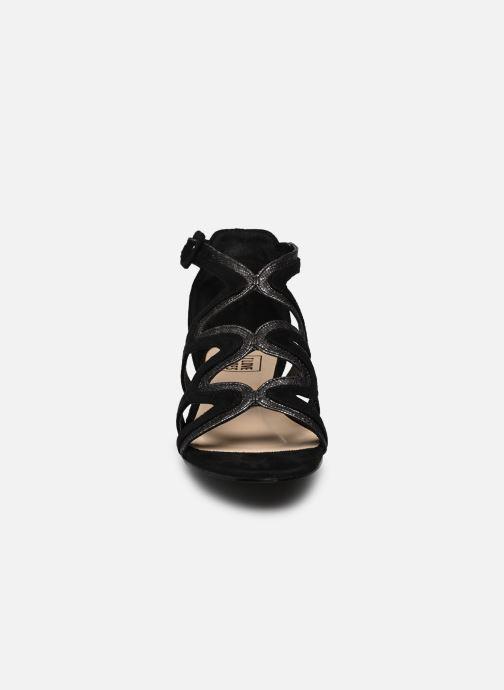 Sandalias I Love Shoes DILOTTO Negro vista del modelo