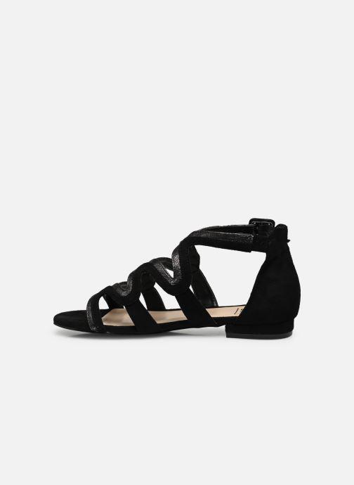 Sandalias I Love Shoes DILOTTO Negro vista de frente