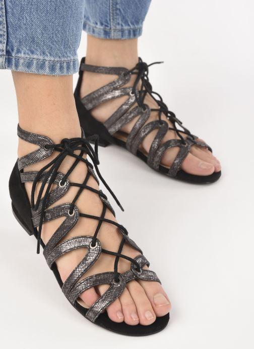 Sandali e scarpe aperte I Love Shoes DICIAO Nero immagine dal basso