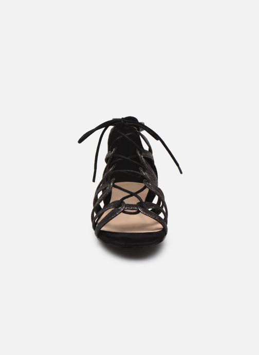 Sandali e scarpe aperte I Love Shoes DICIAO Nero modello indossato